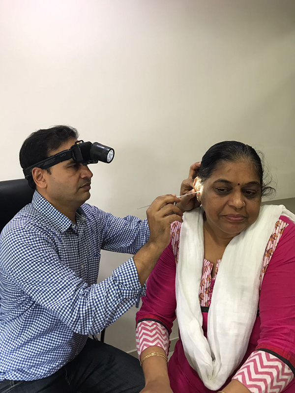 Treatment for ent in Ahmedabad